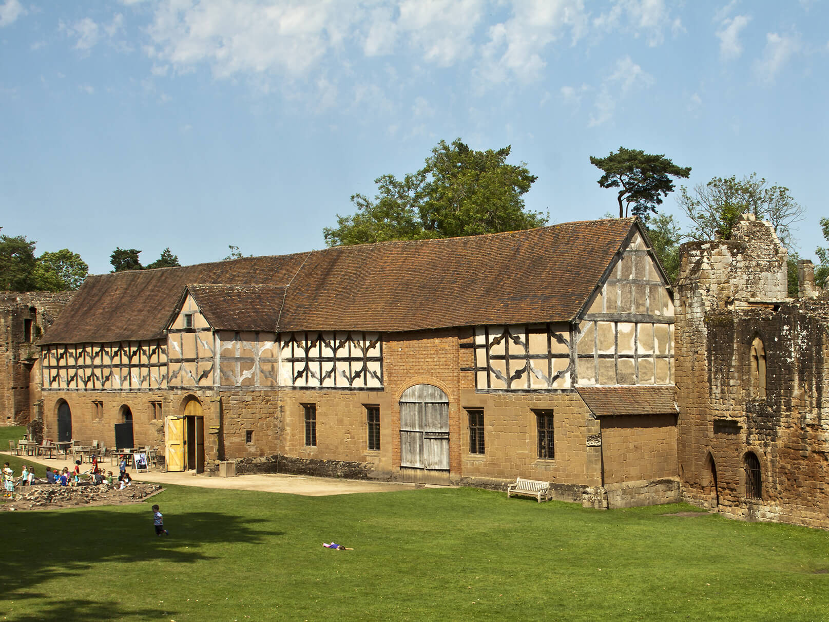 Venue: The Tudor Stables
