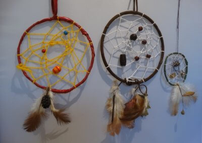 Make A Dreamcatcher with Celestine & The Hare (23.09.2017)