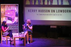 22-09 Kerry Hudson + Anita Sethi