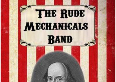 Spotlight Series: The Rude Mechanicals Band (20.09.2017)