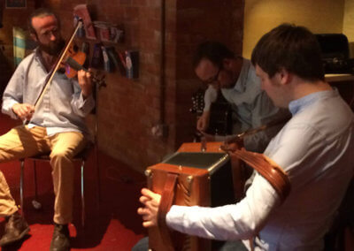 Ceilidh with Galopede (19.09.2017)