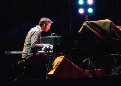Gwilym Simcock: solo piano (21.09.2017)