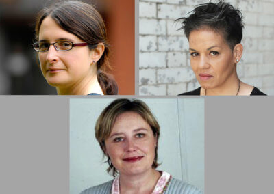 An Evening with Sarah Moss, Kit de Waal and Alex Clark (19.09.2017)