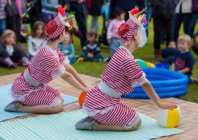 'Somewhere on Sea' at Fiesta, Abbey Fields, 17.09.17.