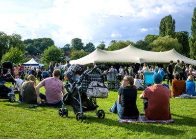Fiesta, Abbey Fields, 17.09.17. Photo by James Harris.