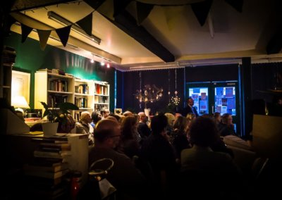 Siobhan Wilson, The Tree House Bookshop, 18.09.17