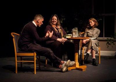 Will Ashon, Alys Fowler and Victoria Mier, Priory Theatre, 20.09.17