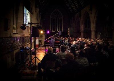 Gwilym Simcock, St. John's Church, 21.09.17