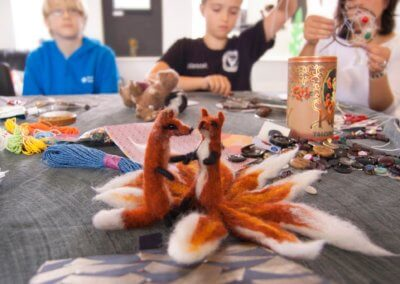 Make A Dreamcatcher workshop with Celestine and the Hare, The Gallery - Kenilworth, 23.09.17