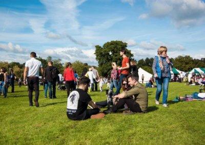 Fiesta, Abbey Fields, 17.09.17