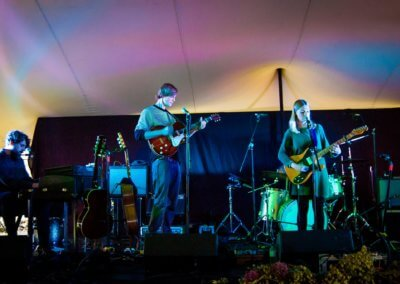 Low Chimes at Fiesta, Abbey Fields, 17.09.17